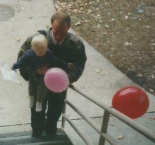 vday balloon